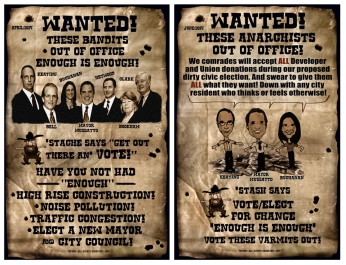 A_B Wanted Posters NV City Election 2014